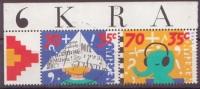 Nederland 1993 Kind Comb - Oblitérés