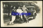 REAL PHOTO POSTCARD LOURENÇO MARQUES MAPUTO MOÇAMBIQUE AFRICA CARTE POSTALE CAR VOITURE AUTOMOBILE - Mosambik