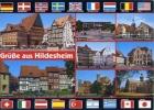 Gruss Aus Hildesheim - Viaggiata Formato Grande - Hildesheim