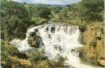 ZIMBABWUE. LE CASCATE DI INYANGA - INYANGA FALLS. CARTOLINA DEL 1983 - Zimbabwe