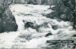 """ZAMBIA. """"LAUGHING WATER"""" OF VICTORIA FALLS. BELLA CARTOLINA DEL 1962 - Zambia"""