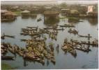 CPSM - BENIN - Village Lacustre De Ganvie - Coul - Ann 80 ! - - Benín