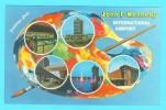 Postcard - JFK, Aerodromes, Airport     (5529) - Aerodrome