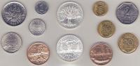 Série Fleurs De Coins 1984 - Z. FDC