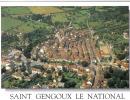 Carte Postale 71. Saint-Genoux-le-National  Vue D'avion Très Beau Plan - Unclassified