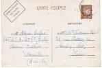 CARTE POSTALE MILITAIRE   De  CAUDRY  59 (NORD)    07 07 1942 - 1939-45