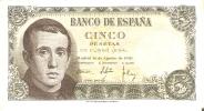 BILLETE DE ESPAÑA DE 5 PTAS DEL 16/08/1951 SERIE N   EBC+ (BANKNOTE) - [ 3] 1936-1975 : Régimen De Franco
