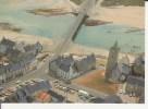PORT BAIL Le Pont Sur Le HAVRE Et L'église Notre Dame - Otros Municipios