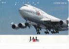 JAPAN - JAL, Used - Vliegtuigen