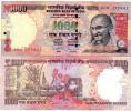 INDIEN INDIA 1000 1.000 RUPEE 2012 VF - India