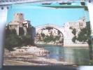 Bosnië Bosna Mostar Stari Most - Bosnië En Herzegovina