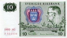 NORWAY 10 KRONER BANKNOTE 1939 NORGE - Noorwegen