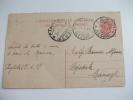 Cartolina Postale Italiana Timbro Lerioi Genova  Arrivo Camogli Genova - Storia Postale