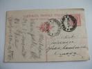 Cartolina Postale Italiana Timbro Sanremo - 1900-44 Vittorio Emanuele III