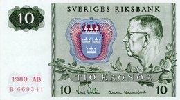 Norway 10 Kroner 1937 (VF) Banknote P-8 - Noorwegen