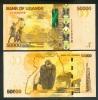 UGANDA 50000 SHILLINGS 2010 PICK NEW UNC. - Oeganda