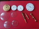 MONTRE A GOUSSET- MECANISMES A REVISER - CLES. - Relojes De Bolsillo