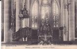MENIL Sur BELVITTE - Intérieur De L'église. - Non Classificati
