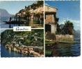B58619 Gandria Lago Di Lugano Multiviews Not Used Perfect Shape Back Scan At Request - Trento