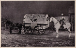 CIRQUE ? -> TEXAS SLIM THE ORIGINAL COW-BOY ON HIS RIDE AROUND THE WORLD In GERMANY - ANNÉE: ENV. 1940 (k-428) - Circus