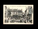 35 - VITRE - Place Du Marchix, Un Jour De Marché - 30 - Vitre