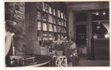 20595 Carte Photo -commerce Salon De Thé Café Epicerie Torefacteur -1955-60? Couple Belge Belgique - Magasins