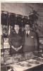 20602 Carte Photo -commerce Salon De Thé Café Epicerie Torefacteur -1955-60? Couple Belge Belgique