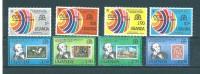 Ouganda:  218/ 225 ** - Ouganda (1962-...)