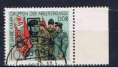 DDR+ 1988 Mi 3178 Kampfgruppe - Oblitérés