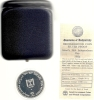 Israel 1984 Brotherhood 36th Independence Day Proof Coin 2 New Shekel Silber 850, 37mm, 28,8 Gramm In Originalverpackung - Israel
