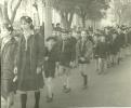 13 ARLES PHOTOGRAPHIE DE PRESSE SCOUTISME SCOUT  DEFILE  BOUCHES DU RHONE - Scoutisme