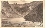 Alpes De Haute Provence- 04- Vallée De L'ubaye - Environs De Maurin - Le Lac Paroir, Ed Mlle Joubert - France