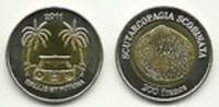 Wallis & Futuna 200 Franc 2011 , Uncirculated - Wallis-et-Futuna