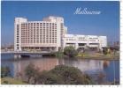 SI53D World Congress Centre - Melbourne Victoria Australia Post Card Viaggiata Usata Par Avion  1994 - Melbourne