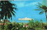 1416. Postal SUVA  HARBOUR (Islas Fiji), Entrada En El Puerto - Fiji