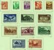 1932-3  Paysages Et Monuments  MiNr 126-139, Sauf Le 129 (15 Rp)