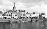 N°425 K SAINT GILLES CROIS DE VIE LE QUAI ET LE PORT - Saint Gilles Croix De Vie