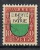 Schweiz 1919, Pro Juventute 10 Rp., MiNr. 150 Gestempelt (a270410) - Pro Juventute