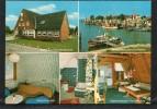 """2893  FEDDERWARDERSIEL  -  HOTEL U. RESTAURANT  """"ZUR FISCHERKLAUSE""""   ~ 1970 - Zonder Classificatie"""