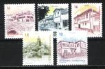 LOT MAC 1009 - Macedonia 2010 - Macedonian Towns (reg. Stamps) - Macedonia
