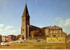 Chatelineau - L'eglise - Viaggiata Formato Grande - Charleroi