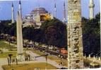 Istanbul - Ayasofya Camil Dikiliras - Viaggiata Formato Grande - Turquie