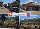Saluti Da Chiasso - 05 - Viaggiata Formato Grande - TI Ticino