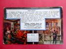 - Missouri > Kansas City   Adv. Calander 1911 Februrary Central Savings 1911 Cancel -- Ref 441 - Kansas City – Missouri
