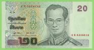 Thaïlande - 20 Baht - N° 5E8359812 -  Sup - Thaïlande