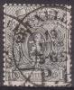 (16) COB 23A Obl BRUXELLES PP Cachet De 23 Mm Cote 14.00 - 1866-1867 Coat Of Arms