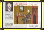 Santé Sobriété -  Buvard -   Alcoolisme  -  E. Branly  -  Illustrateur Pineau - Buvards, Protège-cahiers Illustrés