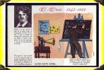 Santé Sobriété -  Buvard -   Alcoolisme  -  C. Cros  -  Illustrateur Pineau - Buvards, Protège-cahiers Illustrés