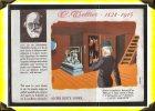 Santé Sobriété -  Buvard -   Alcoolisme  -  Ch Tellier  -  Illustrateur Pineau - Buvards, Protège-cahiers Illustrés