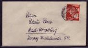 DDR: Mi-Nr 279 Auf Brief ! - Briefe U. Dokumente